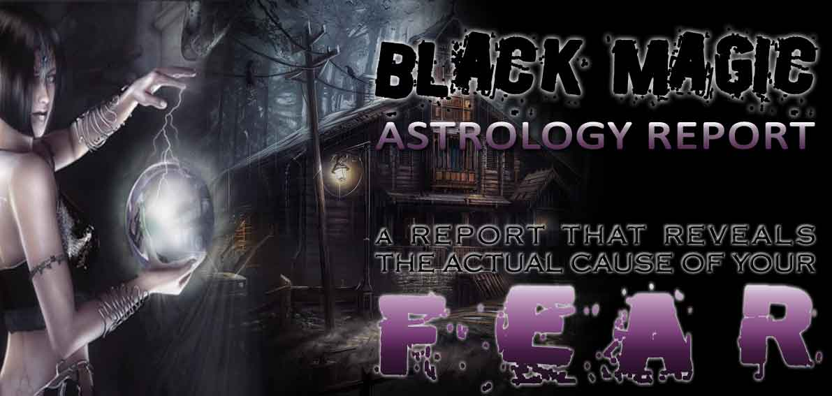 Black Magic Astrology Report