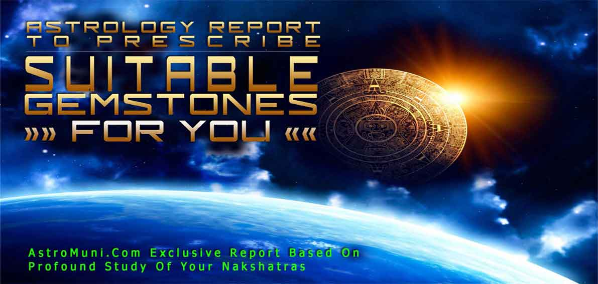 Suitable Gemstones Report